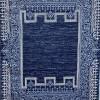 Turkish Muscle Carpet 239 Dark blue