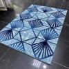 Turkish coral carpet 062 dark blue