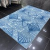 Turkish carpets Coral 062 Cyan