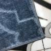 Plain carpet Marilyn 004 blue