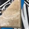 Plain Carpet Lumpy Marilyn 004 Beige