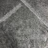 Plain carpet dark gray
