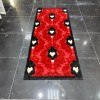 Turkish carpets discount Chanel 15 black with red