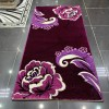 Turkish carpets Ivor 538 mauve 1 * 2