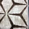 Turkish Mercedes Revan Carpet 412 beige and brown