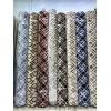Turkish wedding carpets 9465 brown with golden