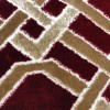 Turkish wedding carpets 9465 red with golden