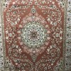 Turkish carpets medal pink 823