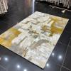 Turkish rugs, gold Luka