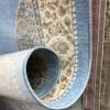 Turkish Majestic Carpets 5588 Cyan