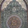 Turkish carpets originality 560 cyan