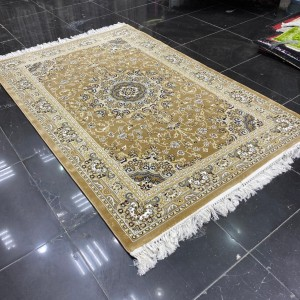 Turkish Al-Farah carpets 20027 dark beige