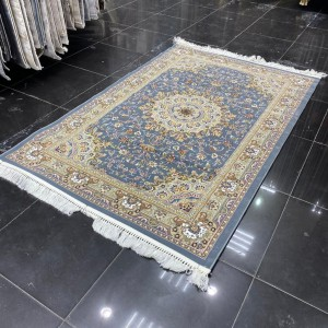 Turkish Al-Farah carpets 20027 blue