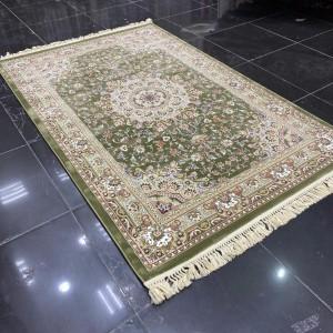 Turkish Al-Farah carpets 20027 green