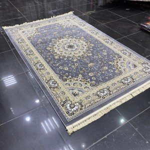 Turkish Al-Farah carpets 20027 grey