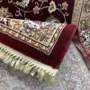 Turkish carpets joy 20027 red burgundy