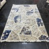 Turkish carpet deluxe 2057 blue