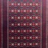 Turkish rugs Izmir 1047 red