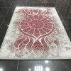 Pure turkish rugs 7086 gray and red