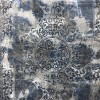 Pure Turkish carpets 6919 blue and gray