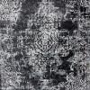 Turkish carpets Aqua 5497 gray black