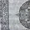 Turkish Carpet Aqua 5045 Gray Cream B