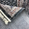 Bulgarian carpet Lisbon B677B anthracite beige