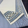 Formal royal corridor, drawer frame brushes, beige color 2
