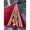 Royal corridor formal red frame drawer brushes