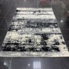 Excellent Egyptian carpets 614 black with gray