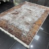 Bulgarian carpets Aura 182 gray with brown