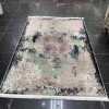 Bvlgari Rugs Aura 0182UA Ivory with Brown Lions