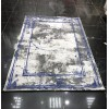 Luxury carpet AA988A Belvary blue and gray