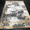 Luxury carpet AA988A Belvary gray and gold