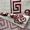 Turkish carpets Amasia 645 beige burgundy
