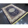 Turkish carpets Khorezm 8660 navy