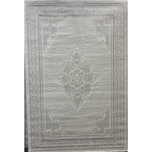 Turkish carpets obera basic 1820 ivory gray poly