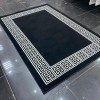 Carpet brand Maybach black white
