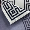 Versace May Bach carpets white black