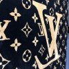 New Turkish May Bach carpets Louis Vuitton black and gold